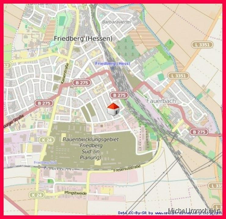 ** Renditeobjekt ** 2 Wohn- und Geschäftshäuser in 1B Lage mit 1056 m² Gesamtfläche! - Gewerbeimmobilie kaufen - Bild 1