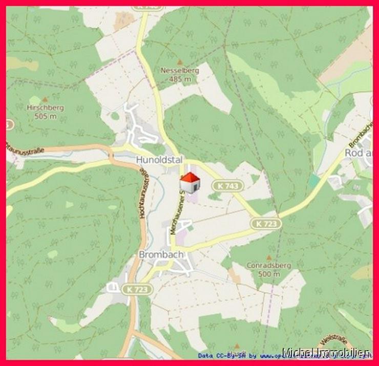 Bild 6: * Neubau * KfW70 Niedrigenergie-Haus in sonniger Taunuslage 15 Minuten nach Oberursel/Bad ...
