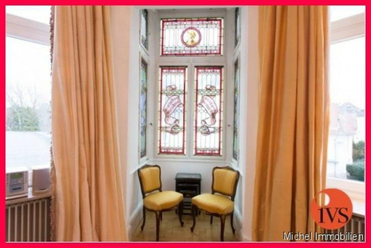 Bild 4: ** LUXUS PUR **  Komfortable Wohnung in einer Stilaltbauvilla Nähe Jubiläumspark!
