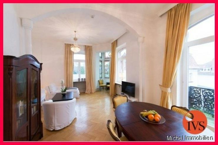 Bild 3: ** LUXUS PUR **  Komfortable Wohnung in einer Stilaltbauvilla Nähe Jubiläumspark!