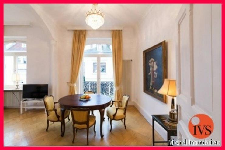 Bild 2: ** LUXUS PUR **  Komfortable Wohnung in einer Stilaltbauvilla Nähe Jubiläumspark!