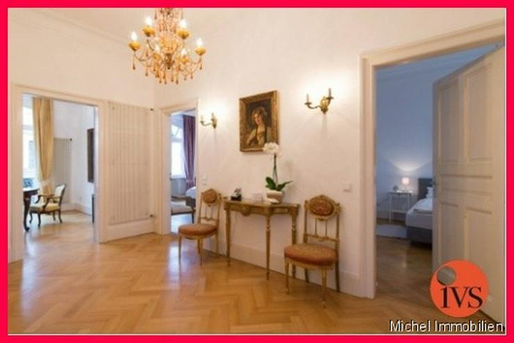 ** LUXUS PUR **  Komfortable Wohnung in einer Stilaltbauvilla Nähe Jubiläumspark! - Wohnen auf Zeit - Bild 1