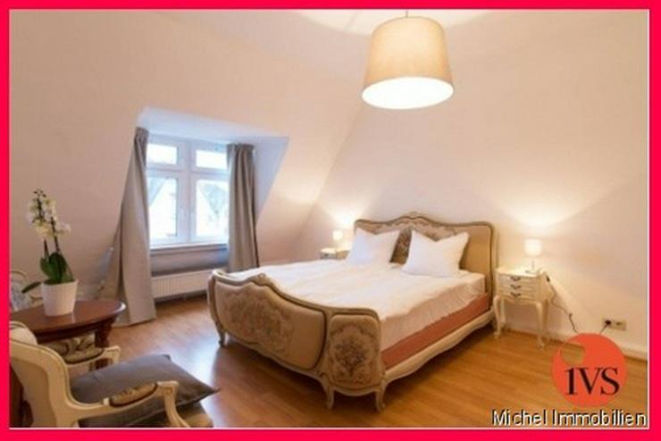 Bild 3: ** Am Jubiläumspark ** Attraktives, voll möbliertes Apartment im Dachgeschoss für max. ...
