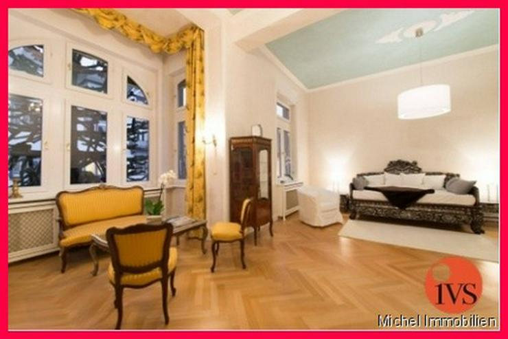 Bild 3: ** Rarität ** Luxuriös möblierte Traumwohnung mit offenem Kamin und Garten am Jubiläum...
