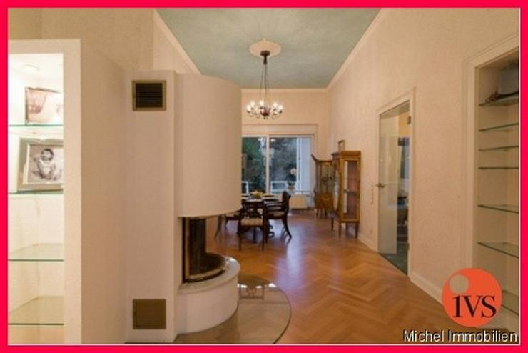 Bild 5: ** Rarität ** Luxuriös möblierte Traumwohnung mit offenem Kamin und Garten am Jubiläum...