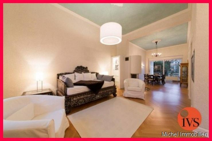 Bild 4: ** Rarität ** Luxuriös möblierte Traumwohnung mit offenem Kamin und Garten am Jubiläum...