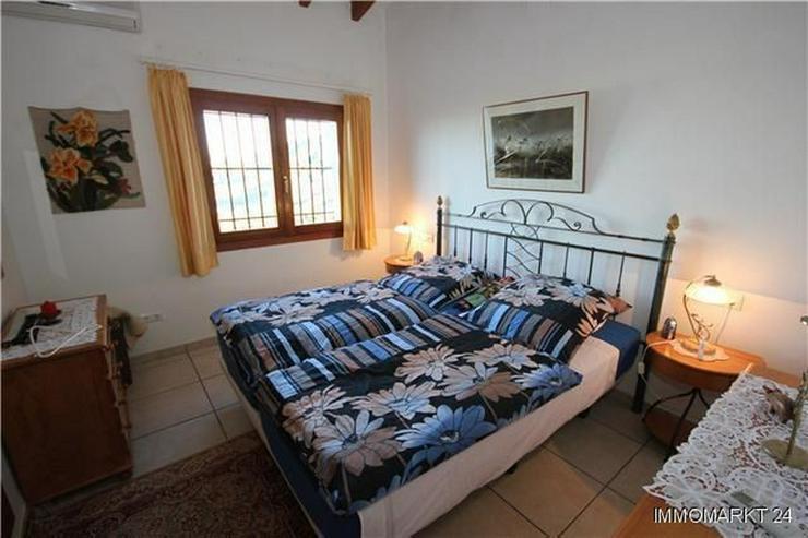 Bild 6: Villa mit Gästewohnung, Pool, traumhaftem Garten und Meerblick am Monte Pego