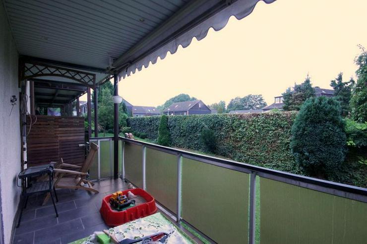 Bild 6: Moderne Erdgeschosswohnung mit Balkon und Gartennutzung