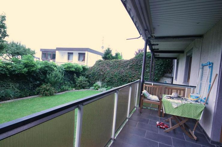 Bild 5: Moderne Erdgeschosswohnung mit Balkon und Gartennutzung