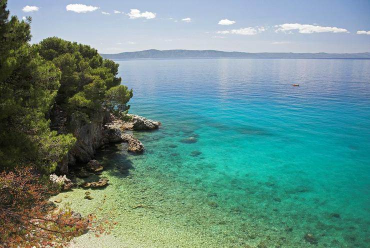 Kroatien - Dalmatien - Podgora - FeWo MARINA 1