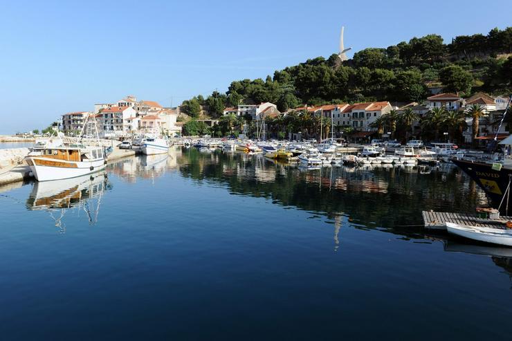 Bild 3: Kroatien - PODGORA - Ferienhaus VILLA NEDIKA