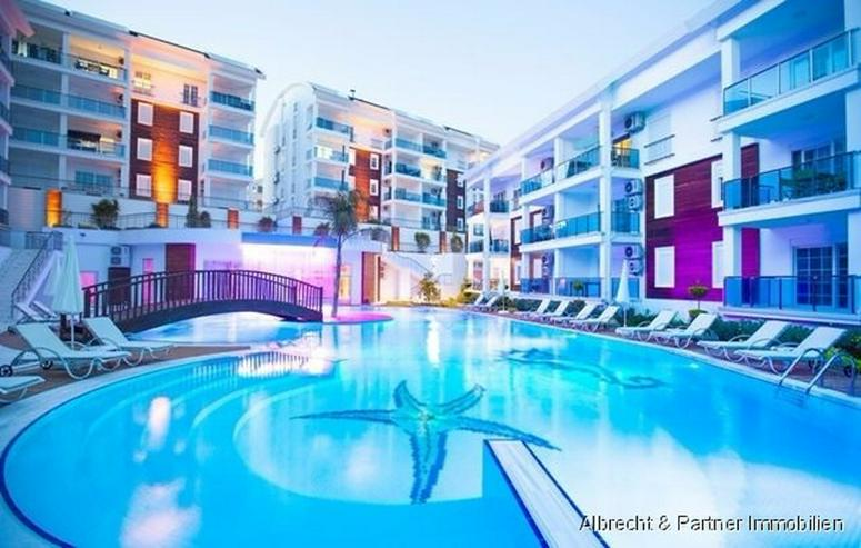 Bild 2: Luxus-Apartments in Side - Mit Pool und kleinen Wasserfällen