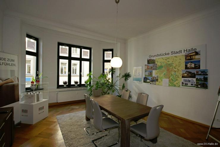Bild 4: Sanierte Büro/ Praxisfläche am Stadtbad
