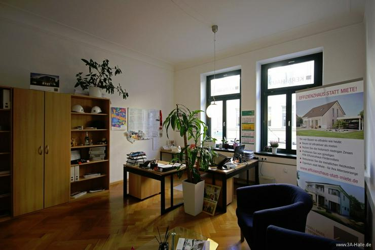 Bild 3: Sanierte Büro/ Praxisfläche am Stadtbad