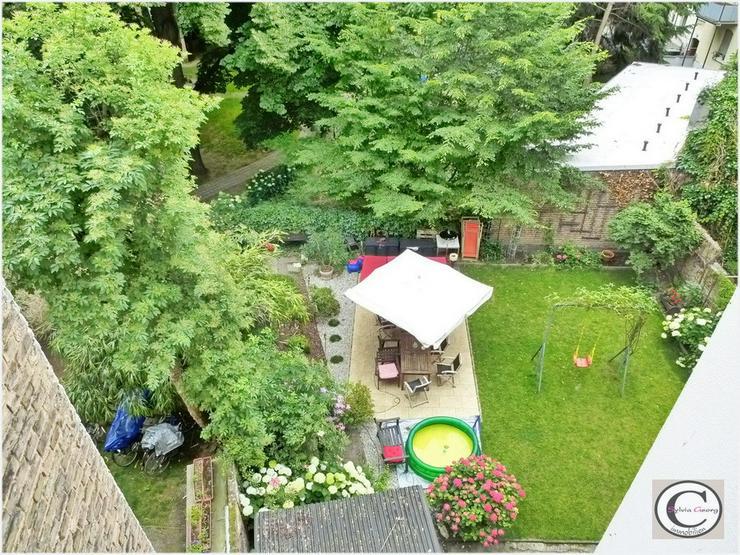 Bild 5: Klassischer ALTBAU sucht moderne Bewohner! Balkon, Wohnküche, Gartennutzung + Blick ins G...