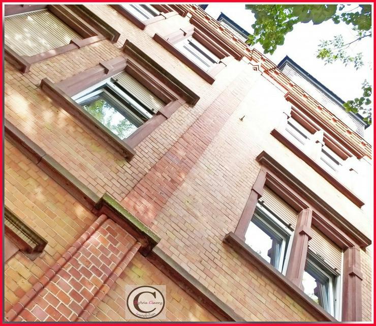 Bild 2: Klassischer ALTBAU sucht moderne Bewohner! Balkon, Wohnküche, Gartennutzung + Blick ins G...