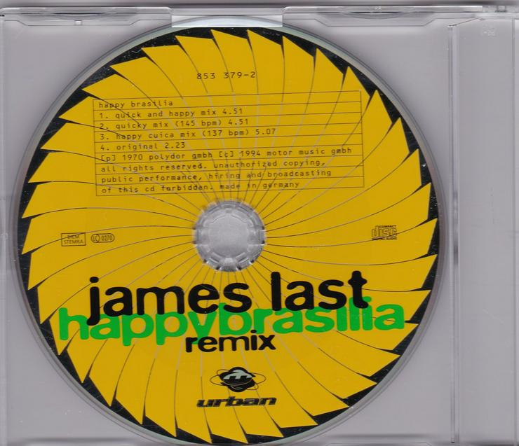 Bild 2: James Last - Happy Brasiliea