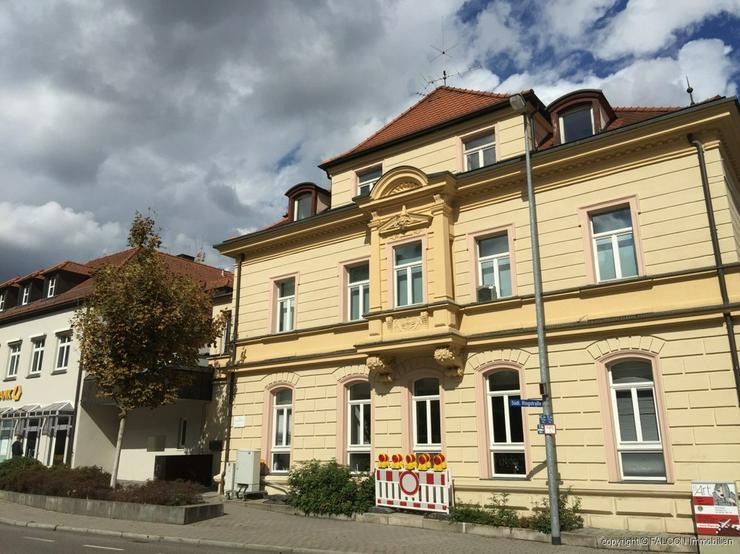 Bild 3: Geschäfts-/Einzelhandelsfläche im Zentrum von Schwabach mit großen Schaufenstern