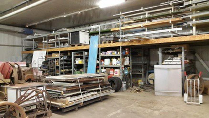 Bild 4: Gut isolierte Lager und Produktionshalle Halle im Gewerbegebiet