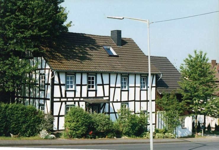 schönes altes Fachwerkhaus in Hamm - Haus kaufen - Bild 1