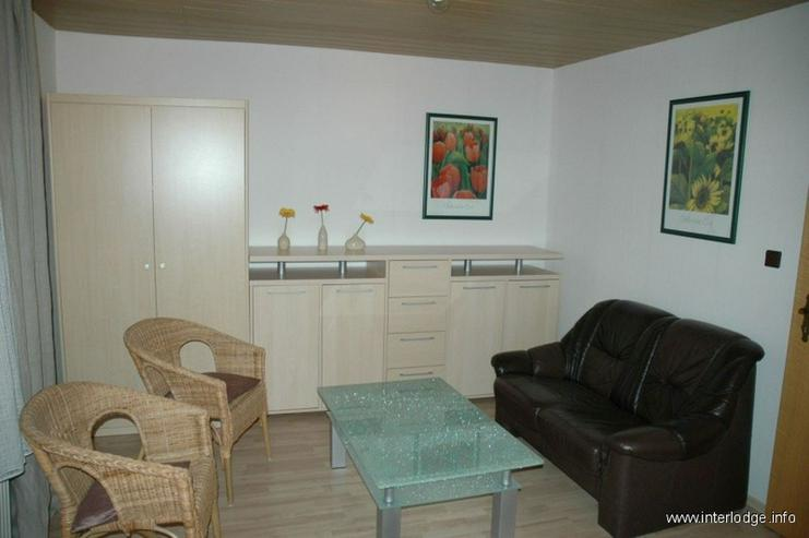 INTERLODGE Komplett möblierte 1-Zimmerwohnung in Neuss-Uedesheim