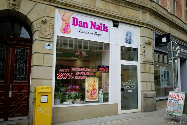 Bild 3: Ladenlokal in gut frequentierter Einkaufsstraße, direkt in der Großen Ulrichstraße.