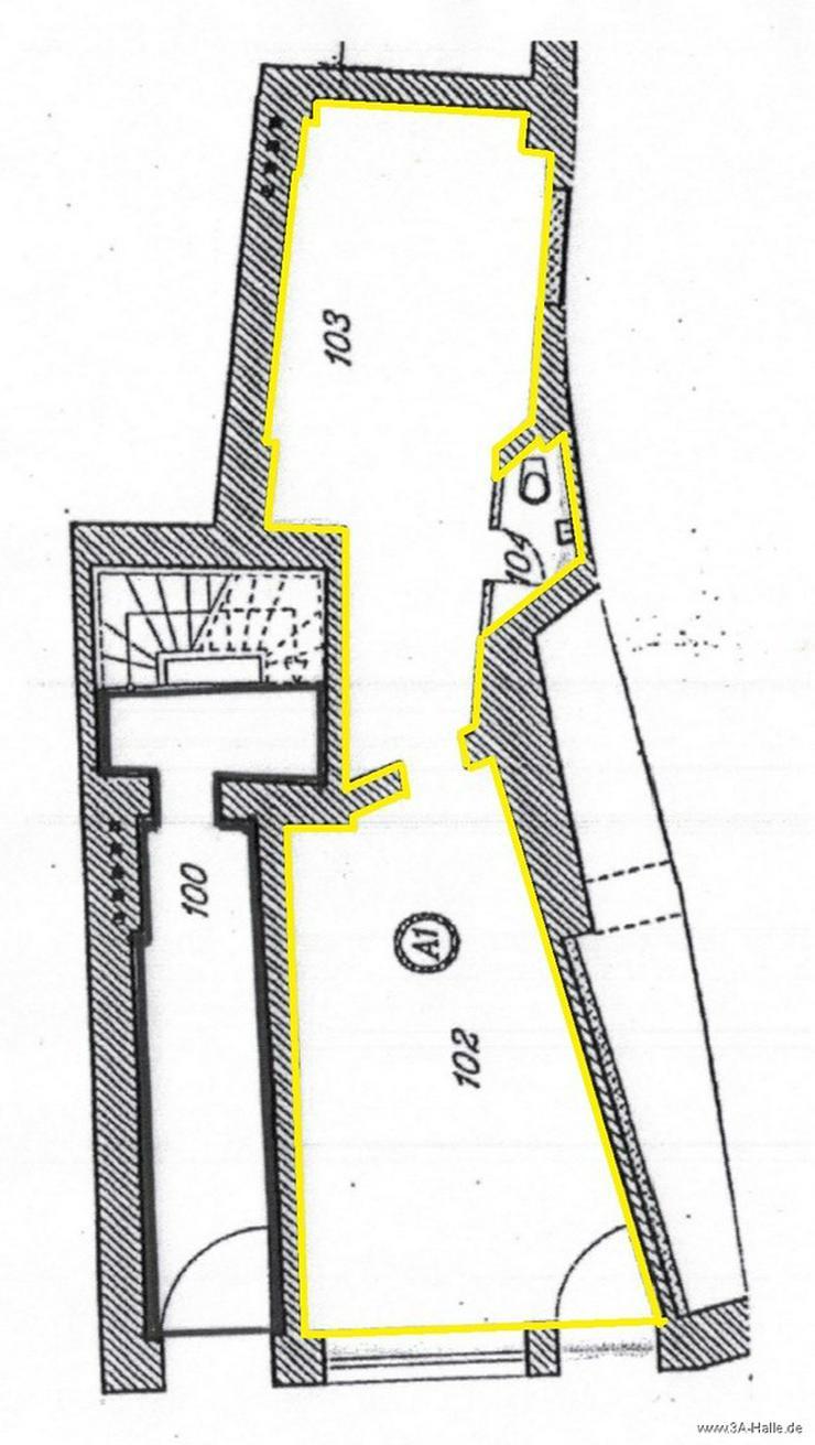 Ladenlokal in gut frequentierter Einkaufsstraße, direkt in der Großen Ulrichstraße. - Gewerbeimmobilie mieten - Bild 1