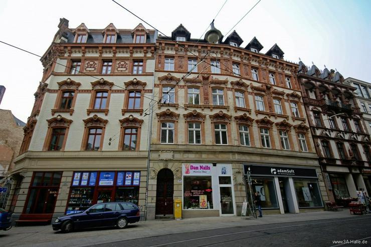 Bild 2: Ladenlokal in gut frequentierter Einkaufsstraße, direkt in der Großen Ulrichstraße.