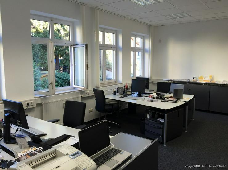 Moderne Büroflächen im Zentrum von Schwabach mit Tiefgarage