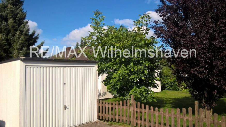 RE/MAX bietet an: gepflegter Bungalow in Jever - Haus kaufen - Bild 4