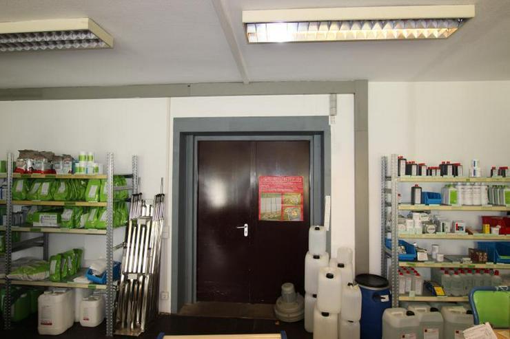 Bild 3: Provisionsfrei: Lagerraum mit überdachter Freifläche und Büro - ebenerdige Anlieferung ...
