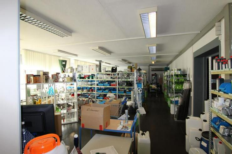Bild 2: Provisionsfrei: Lagerraum mit überdachter Freifläche und Büro - ebenerdige Anlieferung ...