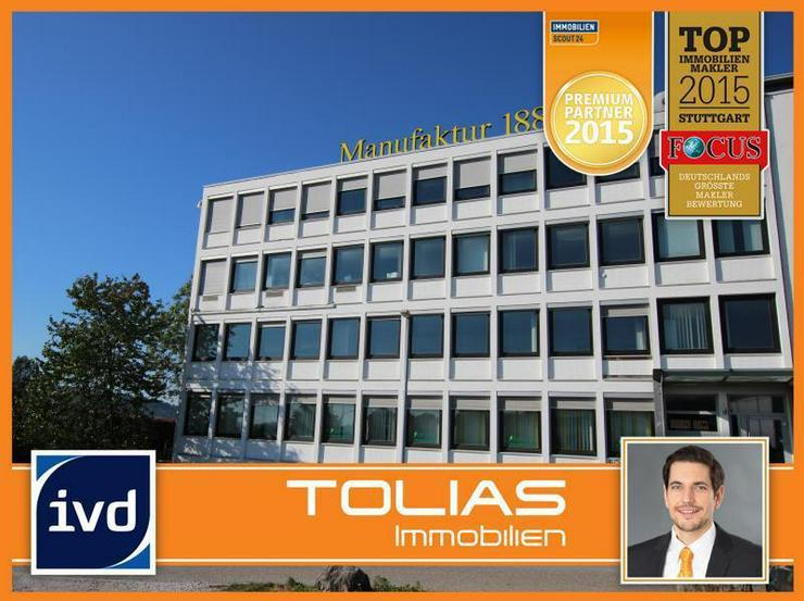 Provisionsfrei: Repräsentative, helle Büroflächen mit zahlreichen Stellplätzen - nahe ... - Bild 1