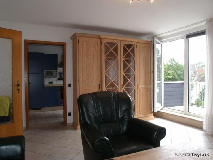 INTERLODGE Schöne, komfortabel möblierte Wohnung mit Balkon nähe UNI-Klinik.