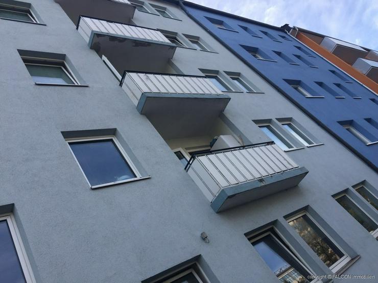 Kapitalanlage: 3 Eigentumswohnungen # direkte U-Bahnanbindung # Zentrum Nürnberg - Wohnung kaufen - Bild 1