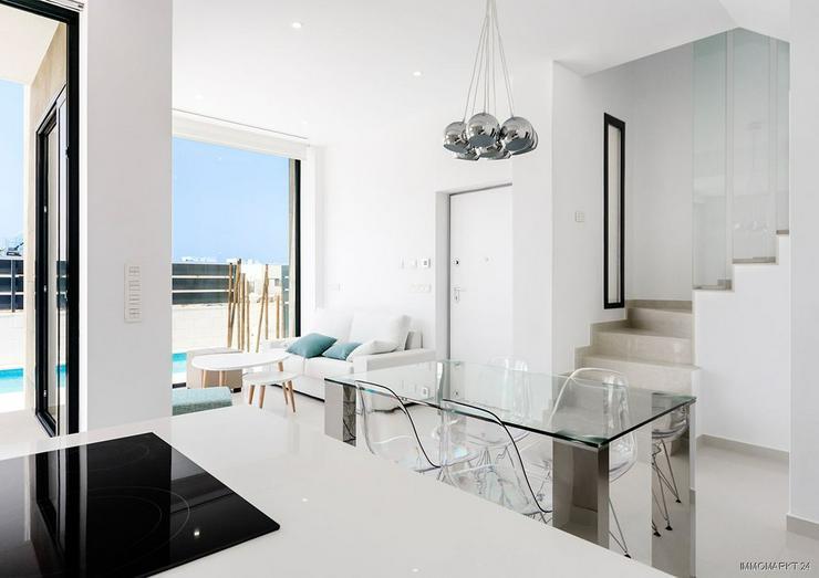 Bild 5: Moderne und exklusive 4-Zimmer-Villen in abgeschlossener Anlage