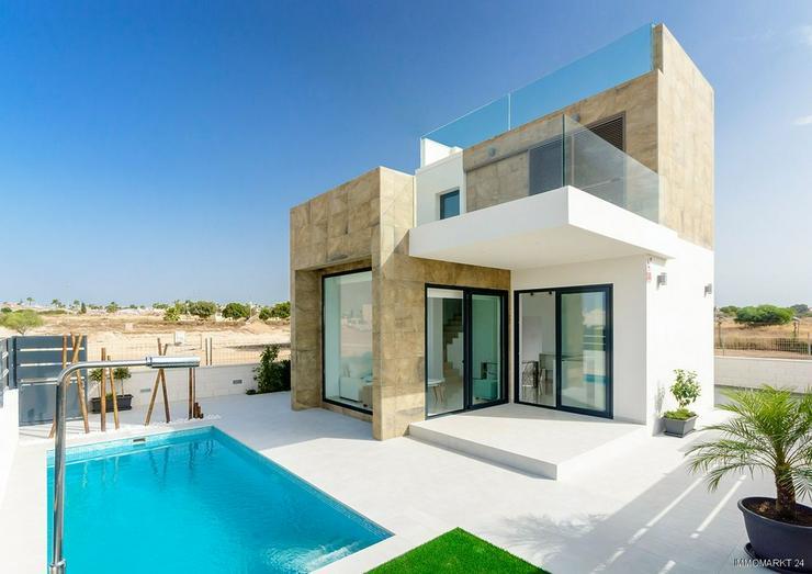 Moderne und exklusive 4-Zimmer-Villen in abgeschlossener Anlage - Haus kaufen - Bild 1