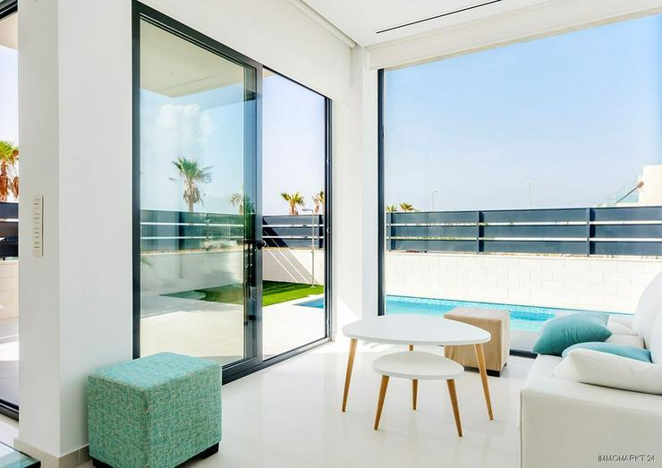 Bild 4: Moderne und exklusive 4-Zimmer-Villen in abgeschlossener Anlage