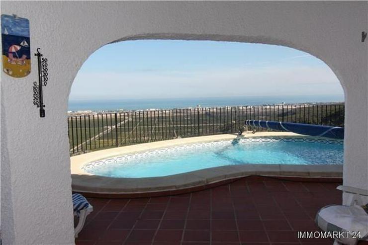 Schöne Villa mit herrlichem Meerblick am Monte Pego - Bild 1