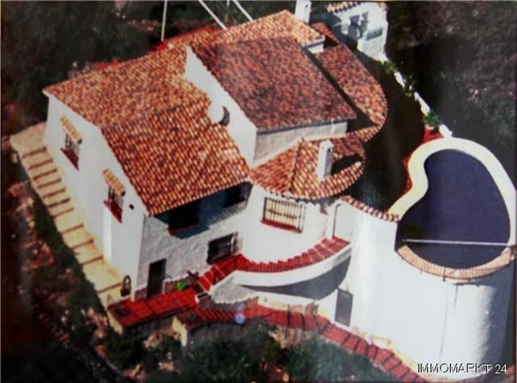 Bild 2: Schöne Villa mit herrlichem Meerblick am Monte Pego