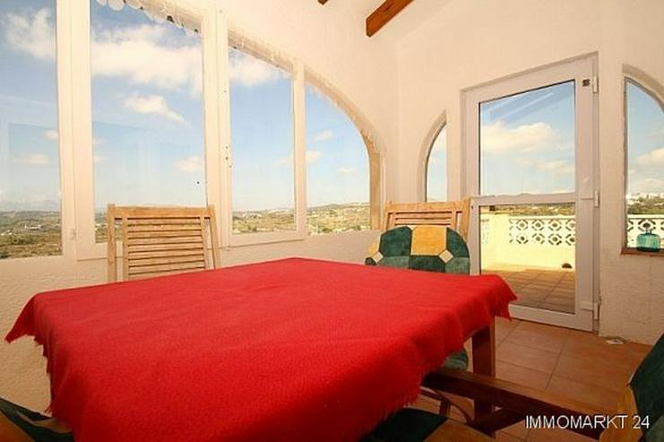 Bild 4: Villa mit zwei separaten Wohnungen und phantastischem Panoramablick