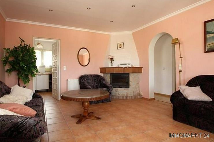 Bild 2: Villa mit zwei separaten Wohnungen und phantastischem Panoramablick