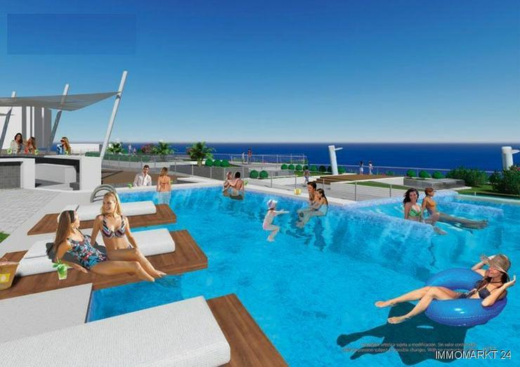 Bild 3: 4-Zimmer-Penthouse-Wohnungen mit atemberaubendem Meerblick nur 250 m vom Strand