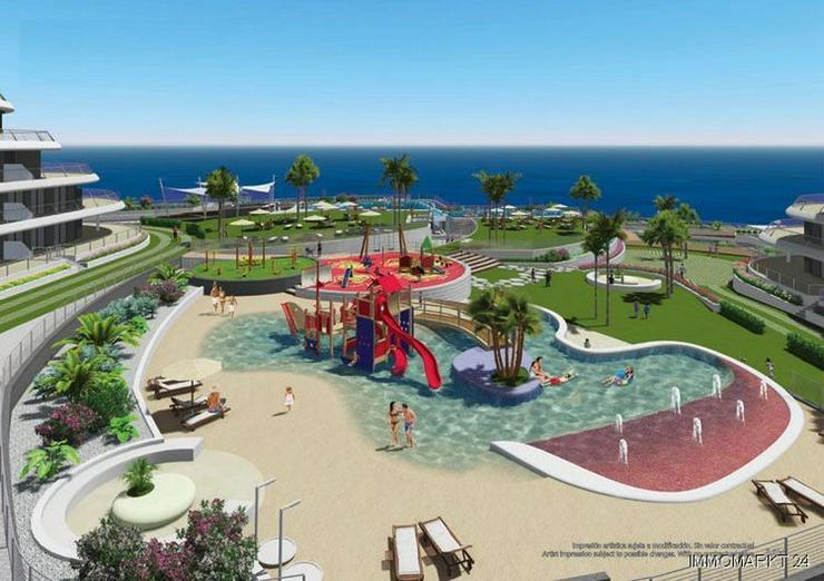 Bild 6: 4-Zimmer-Penthouse-Wohnungen mit atemberaubendem Meerblick nur 250 m vom Strand
