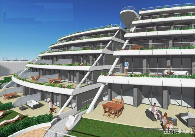 Bild 6: 3-Zimmer-Wohnungen mit atemberaubendem Meerblick nur 250 m vom Strand