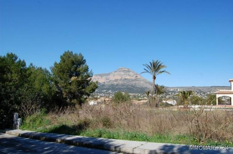 Schönes Grundstück in Adsubia - Grundstück kaufen - Bild 1