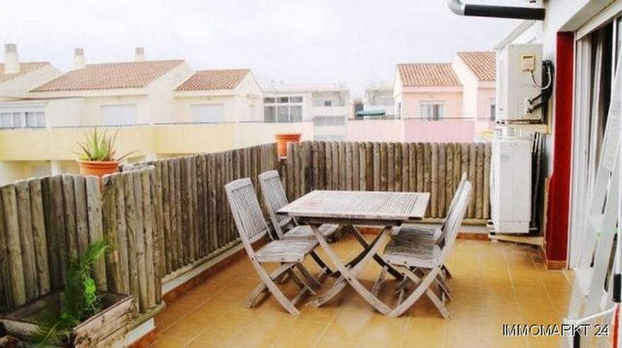penthouse wohnung in las marinas in denia spanien auf. Black Bedroom Furniture Sets. Home Design Ideas