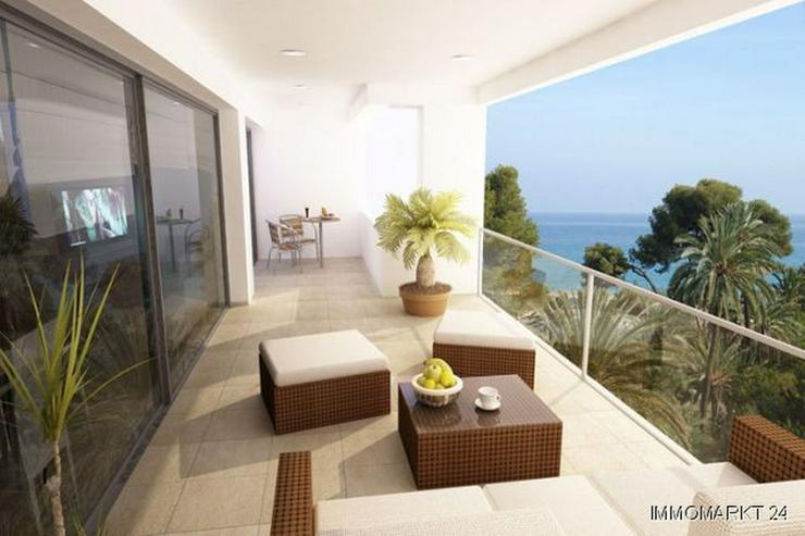Exklusive Appartements in wunderschöner Anlage am Strand - Bild 1