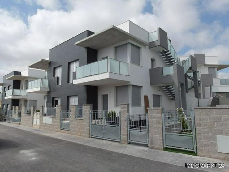 Bild 2: Moderne Erdgeschoss-Appartements mit Gemeinschaftspool