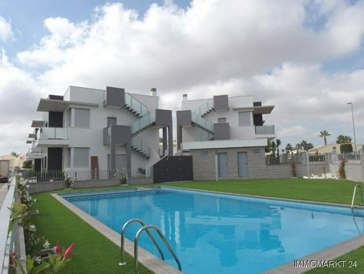 Moderne Erdgeschoss-Appartements mit Gemeinschaftspool - Wohnung kaufen - Bild 1